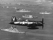 F4U-4B VF-113 CV-47 1950