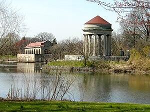 Franklin Delano Roosevelt Park - Image: FDR Park 2A