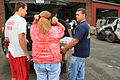 FEMA - 41406 - Captain Mitch Case gives water to residents in Kentucky.jpg