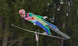 FIS Ski Weltcup Titisee-Neustadt 2016 - Stefan Kraft2