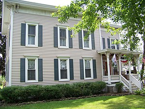 National Register of Historic Places listings in Cayuga County, New York - Image: FL 2010 753