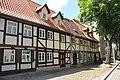 Fachwerkhäuser in Altstadt Qudlinburg. IMG 1068.JPG
