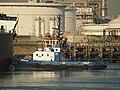 Fairplay III (tugboat, 2007) IMO 9365116, Calandkanaal pic6.JPG