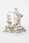 Fajans, herde och herdinna - Hallwylska museet - 90495.tif