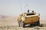 Falcon Sqn FUCHS vehicle in Jordan MOD 45164579.jpg