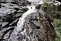 Falls of Dochart from bridge, Killin - geograph.org.uk - 955446.jpg