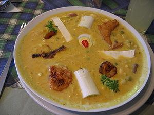 Ecuadorian cuisine - Image: Fanesca
