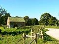 Farm building, Imber - geograph.org.uk - 541229.jpg