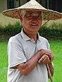 Farmer near Nguom Ngao Cave - Cao Bang Province - Vietnam (48119775926).jpg