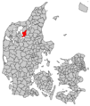 Farsø Municipality map.png