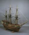 Fartygsmodell-LOVISA ULRIKA - Sjöhistoriska museet - O 00030.tif