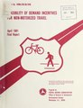Feasibility of demand incentives for non-motorized travel - final report (IA feasibilityofdem00robi).pdf