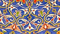 Ferhat-Pasha mosque arabesque close-up (Banja Luka, Republika Srpska) (cropped).jpg