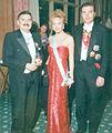 Fernando Muñoz Altea with the Duke of Castro and Duchess of Castro.jpg