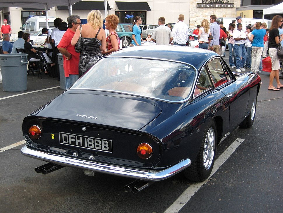 Ferrari 250 GT Lusso 2