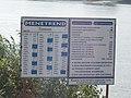 Ferry. Fares. Timetable. - Vác, Hungary.JPG