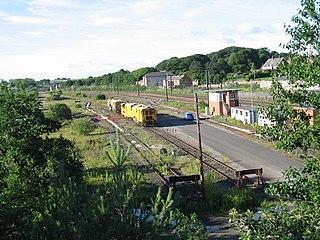 Ferryhill railway station