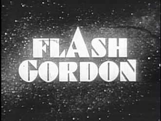 "Flash Gordon (1954 TV series) - Title card from episode ""Akim the Terrible"""
