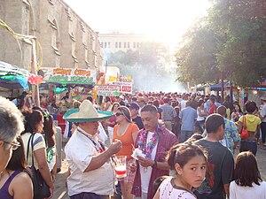 Fiesta San Antonio - Image: Fiesta SA Nima 1