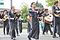 Fiestas Patrias Parade, South Park, Seattle, 2017 - 014 - mariachi performers from Wenatchee High School.jpg