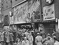 Film De Val van Berlijn in bioscoop Royal te Amsterdam betreft Russische fil…, Bestanddeelnr 904-3431.jpg