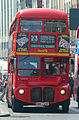 First Centrewest Routemaster bus RML2724 (SMK 724F), Route 23, Strand.jpg