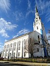 First Congregational Church in Woburn - DSC02732.JPG