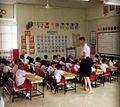 First grade class Tha Bo.jpg