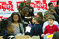 First lady Michelle Obama supports Toys for Tots annual drive 131219-N-WY366-434.jpg