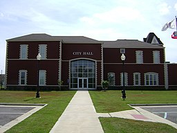 Fitzgerald City Hall.
