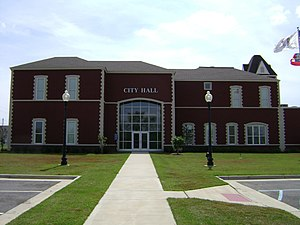 Fitzgerald, Georgia - Fitzgerald City Hall