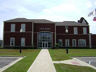 Fitzgerald, Georgia - Fitzgerald City Hall