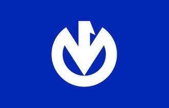 Kaminoyama, Yamagata - Image: Flag of Kaminoyama Yamagata