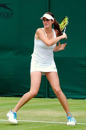 Rebecca Marino - Rebecca Marino at the 2011 Wimbledon Championships