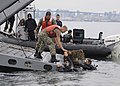 Flickr - Official U.S. Navy Imagery - Sailors conduct Operation Clean Sweep...jpg