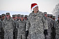 Flickr - The U.S. Army - Army Chief of Staff Gen. George W. Casey Jr. displays holiday spirit.jpg