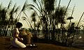Flickr - vintagedept - Servant girl kneeling by the Nile.jpg