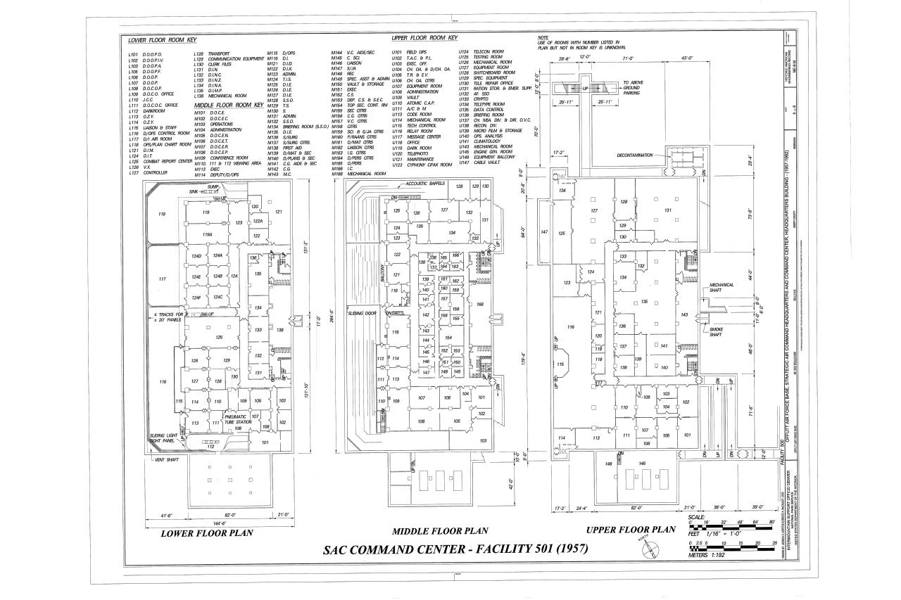 Air Force 1 Floor Plan