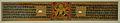 Folio - Pancharaksha Depicting Mahapratisara - Palm Leaf - Circa 13th Century AD - Barendra Bhumi - National Museum - New Delhi - Indian Buddhist Art - Exhibition - Indian Museum - Kolkata 2012 2249.JPG