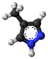 Fomepizole 3D ball.png