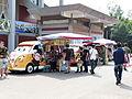 Food Trucks in Front of Zhong Zheng Hall 20131012b.jpg