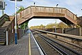 Footbridge at Hedge End Station - geograph.org.uk - 1036436.jpg