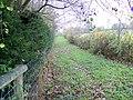 Footpath near Bromham - geograph.org.uk - 1576753.jpg