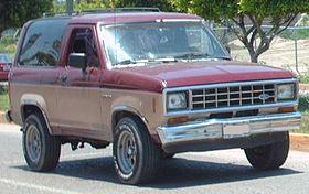 Ford Bronco II - Wikipedia