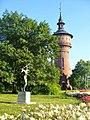 Forst (Lausitz) - Wasserturm (Water Tower) - geo.hlipp.de - 39127.jpg