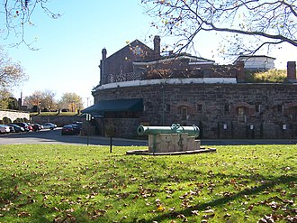 Fort Hamilton - Ft. Hamilton Historic Community Club in the old fort