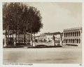 Fotografi av Padova. Prato della Valle e la Loggia - Hallwylska museet - 104928.tif