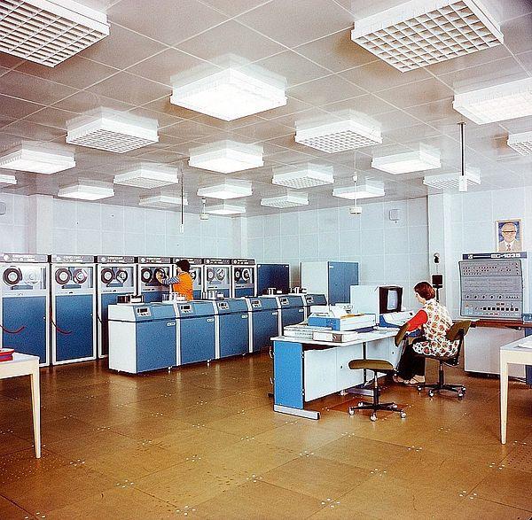 Mainframe Computer Definition English: IBM System/360 Mainframe Line
