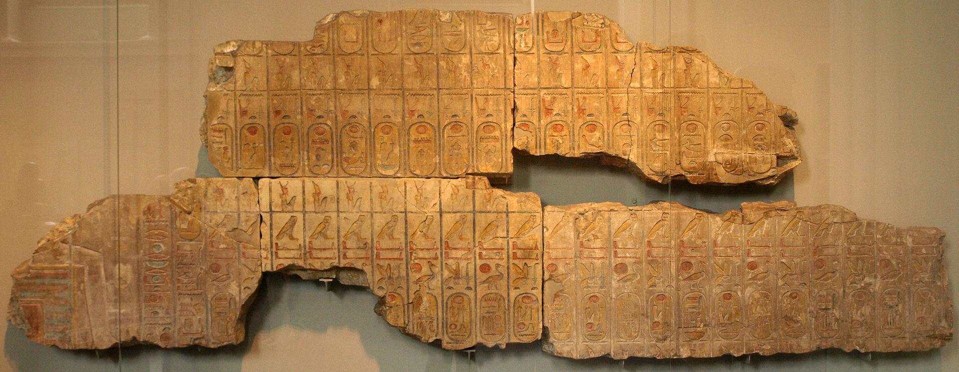 Abydos Ramses  Fr Ef Bf Bdsques Prisonniers Noms Villes