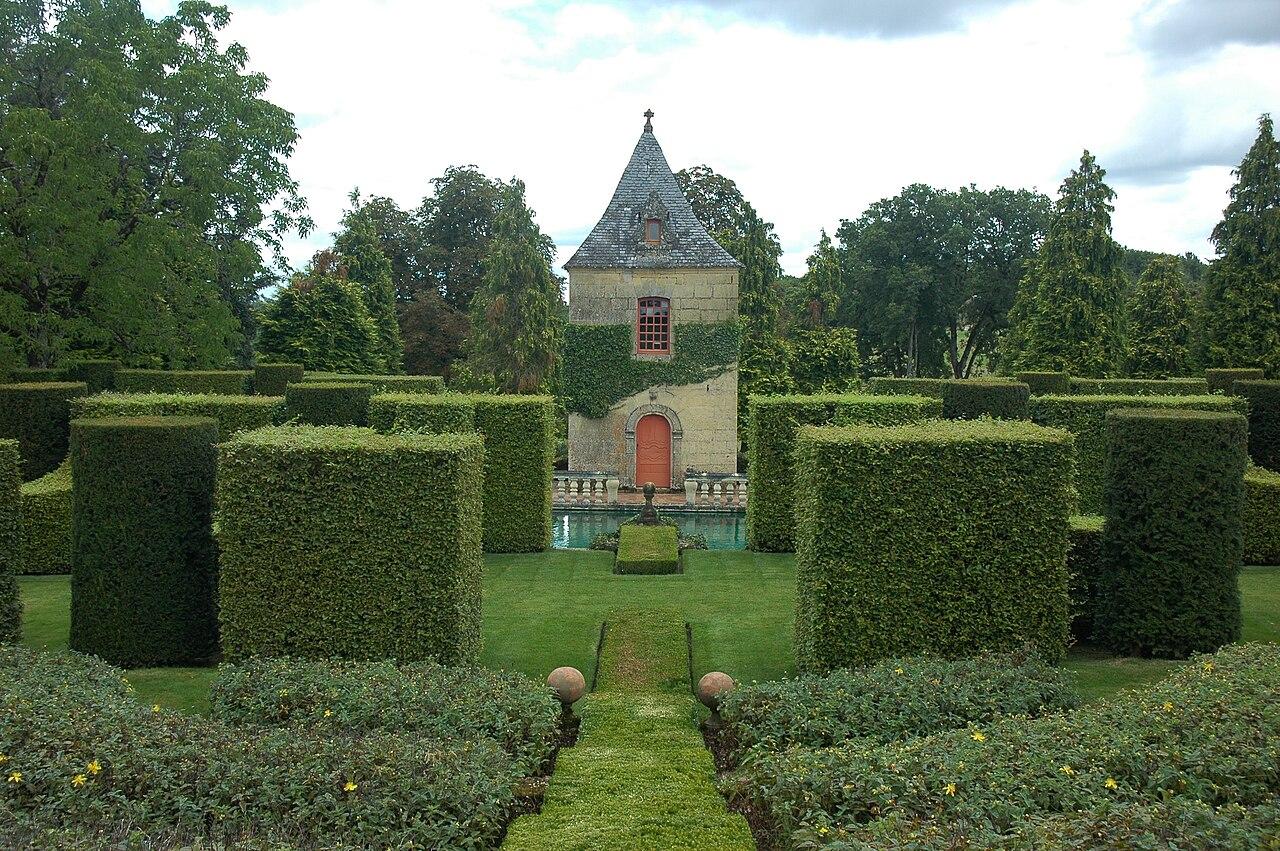 Fichi r france eyrignac jardin wikip dia for Jardin wikipedia